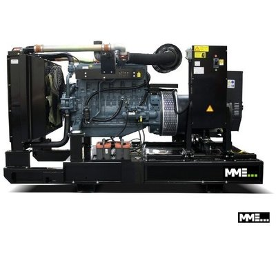 Doosan  MDND500P21 Generator Set 500 kVA Prime 550 kVA Standby