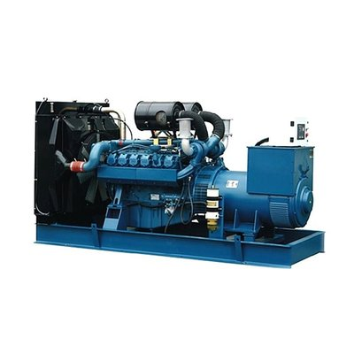 Doosan  MDND620P29 Generator Set 620 kVA Prime 682 kVA Standby