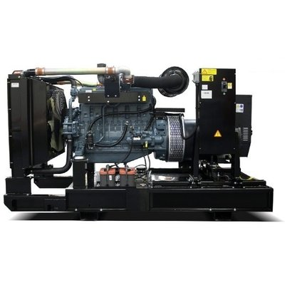FPT Iveco Iveco MID50P14 Generator Set 50 kVA Prime 55 kVA Standby