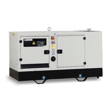 FPT Iveco Iveco MID75S32 Generator Set 75 kVA