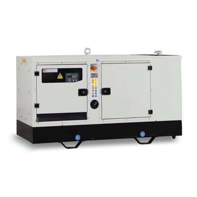 FPT Iveco Iveco MID80S36 Generator Set 80 kVA Prime 88 kVA Standby