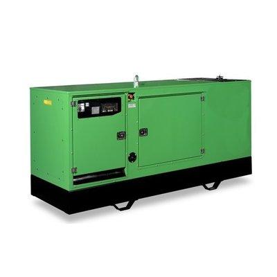 FPT Iveco Iveco MID120S47 Generador 120 kVA Principal 132 kVA Emergencia