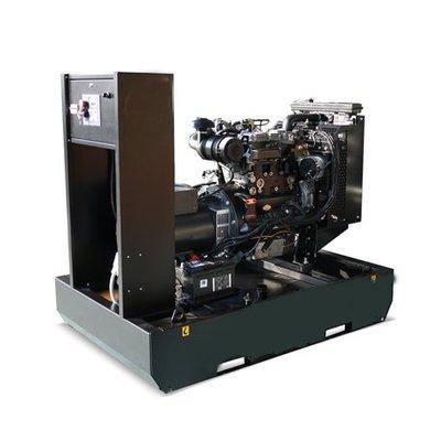 FPT Iveco Iveco MID130P54 Generator Set 130 kVA Prime 143 kVA Standby