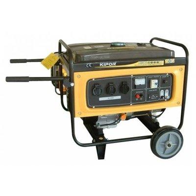KGE4000X Generador 3 kVA Principal 4 kVA Emergencia
