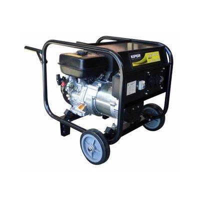 KGE4000C Generator Set 3 kVA Prime 4 kVA Standby