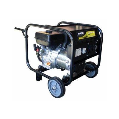 KGE6500C Generator Set 5 kVA Prime 6 kVA Standby