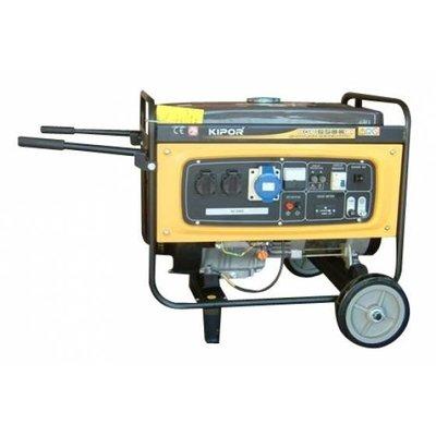 KGE6500E Générateurs 5 kVA Continue 6 kVA Secours