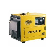 KDE6700TA Generador 4.5 kVA