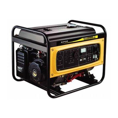 KGE6500E3 Generador 5.6 kVA Principal 7 kVA Emergencia