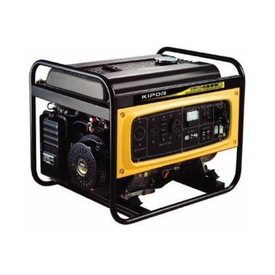KGE6500X3 Générateurs 5.6 kVA Continue 7 kVA Secours