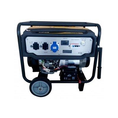 KGE6500ED Generador 5.5 kVA Principal 7 kVA Emergencia