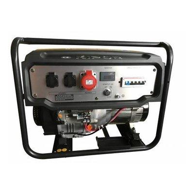 KGE6500ED3 Générateurs 5.6 kVA Continue 7 kVA Secours