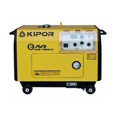 KDE7500TD Generator Set 5.6 kVA