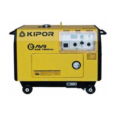 KDE7500TD Generator Set 5.6 kVA Prime 7 kVA Standby