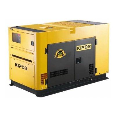 KDE9000SS Generador 6 kVA Principal 7 kVA Emergencia