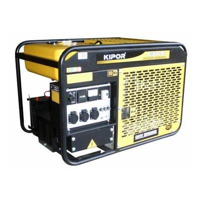 KGE12E Generador 8.5 kVA Principal 10 kVA Emergencia
