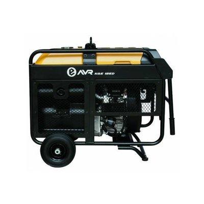 KGE12ED Generador 8.5 kVA Principal 10 kVA Emergencia