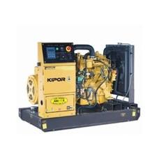 KDE11SS Generator Set 8.5 kVA
