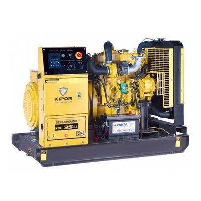 KDE35E3 Generador 28 kVA Principal 31 kVA Emergencia