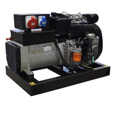 Kohler  MKD30P125 Generator Set 30 kVA Prime 33 kVA Standby