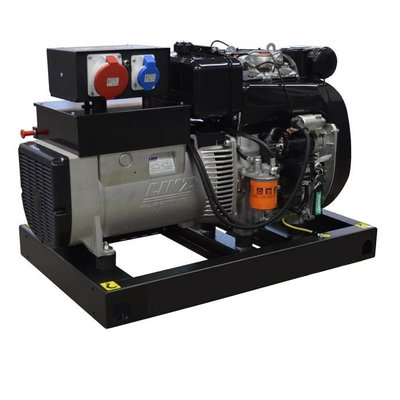 Kohler  MKD30P127 Generator Set 30 kVA Prime 33 kVA Standby