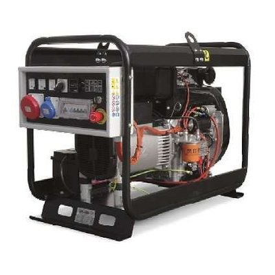 Lombardini MLDX6.3PC16 Generator Set 6.3 kVA Prime 7 kVA Standby