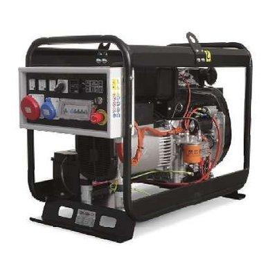 Lombardini MLDX7PC17 Generador 7 kVA Principal 8 kVA Emergencia