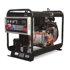 Lombardini MLDX7.2PC18 Generator Set 7.2 kVA