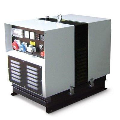 Lombardini MLDX7.3HC19 Generador 7.3 kVA Principal 9 kVA Emergencia