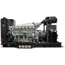 Mitsubishi Mitsubishi MMBD1280P2 Generator Set 1280 kVA