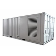 MTU MMUD1250S23 Generator Set 1250 kVA