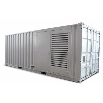 MTU  MMUD2100S40 Generador 2100 kVA Principal 2310 kVA Emergencia