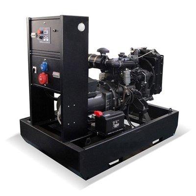 Perkins  MPD60P79 Generator Set 60 kVA Prime 66 kVA Standby