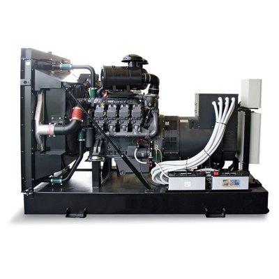 Perkins  MPD200P105 Generator Set 200 kVA Prime 220 kVA Standby