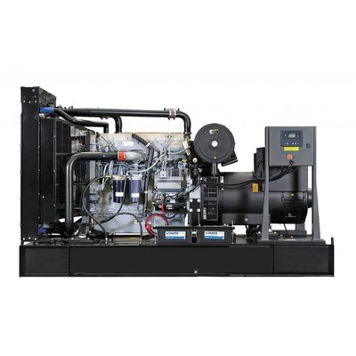 Perkins  MPD400P125 Generator Set 400 kVA Prime 440 kVA Standby