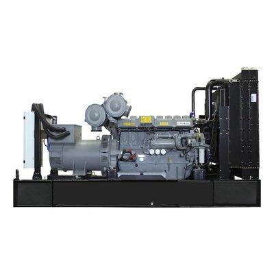 Perkins  MPD600P141 Generator Set 600 kVA Prime 660 kVA Standby