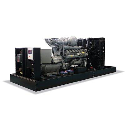 Perkins  MPD1253P174 Generator Set 1253 kVA Prime 1379 kVA Standby