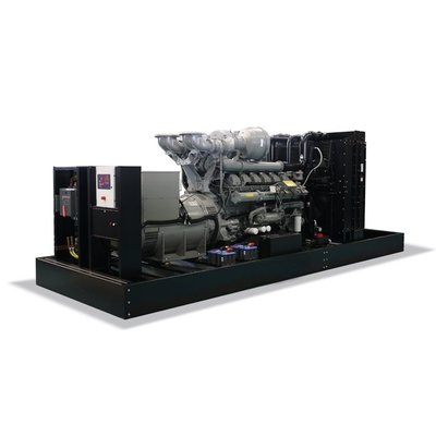 Perkins  MPD2000P198 Generator Set 2000 kVA Prime 2200 kVA Standby