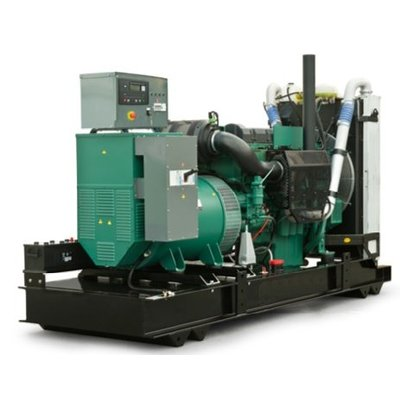 Volvo  MVD630P65 Generator Set 630 kVA Prime 693 kVA Standby