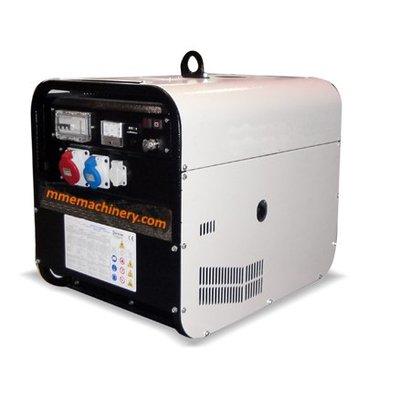 Yanmar  MYD8.7S12 Generador 8.7 kVA Principal 10 kVA Emergencia
