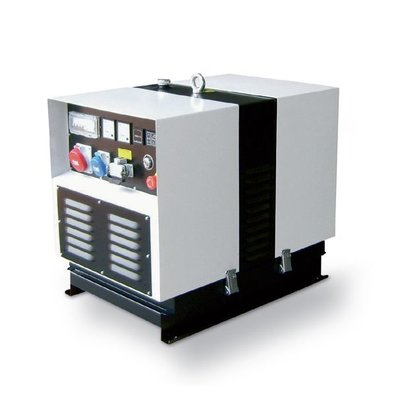 Yanmar  MYD13.7S20 Generator Set 13.7 kVA Prime 16 kVA Standby