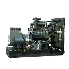 Yanmar MYD19P26 Generador 19 kVA