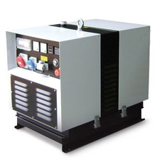 Yanmar MYD19SC30 Generator Set 19 kVA