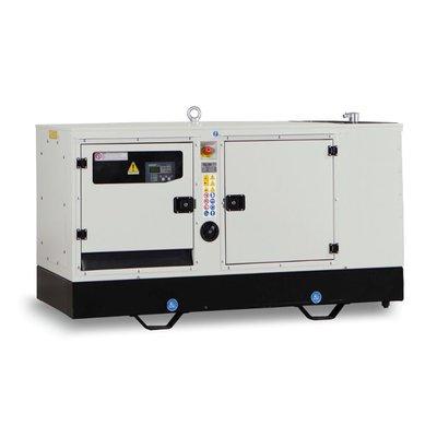 Yanmar  MYD42S43 Generador 42 kVA Principal 47 kVA Emergencia
