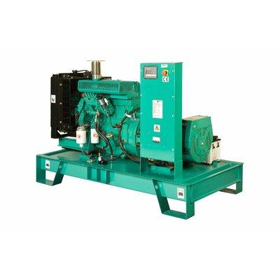 Cummins  MCD80P22 Generator Set 80 kVA Prime 88 kVA Standby