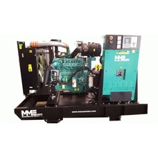 Cummins MCD100P27 Generador 100 kVA
