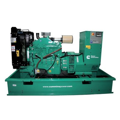 Cummins  MCD150P38 Generador 150 kVA Principal 165 kVA Emergencia