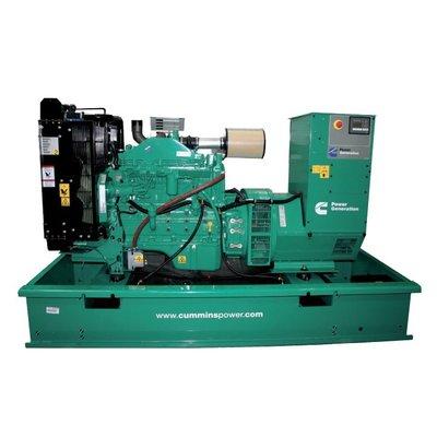 Cummins  MCD150P37 Generator Set 150 kVA Prime 165 kVA Standby