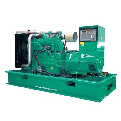 Cummins  MCD200P41 Generator Set 200 kVA Prime 220 kVA Standby