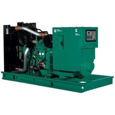 Cummins MCD400P58 Generador 400 kVA